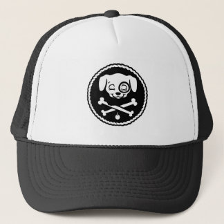Welpen-Pirat Truckerkappe