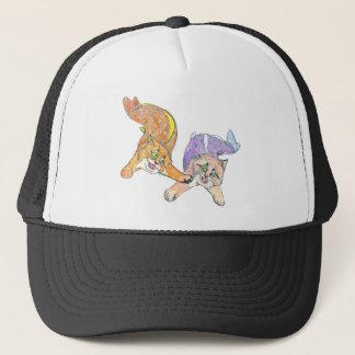 Wels-Kätzchen - Sie sind es! Truckerkappe