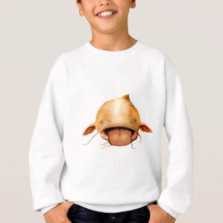 Wels-Zunge Sweatshirt