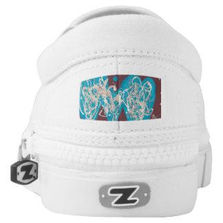Welt des Liebe-Slippers Slip-On Sneaker