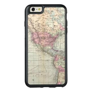 Welt, Mercators Projektion OtterBox iPhone 6/6s Plus Hülle
