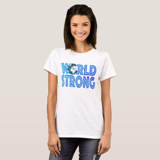 Welt stark T-Shirt