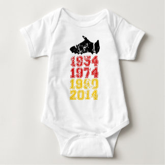 Welt verficht 2014 baby strampler