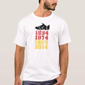 Welt verficht 2014 T-Shirt