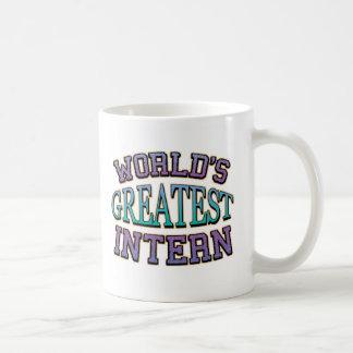 Weltbeste Interniert-Tasse Tasse