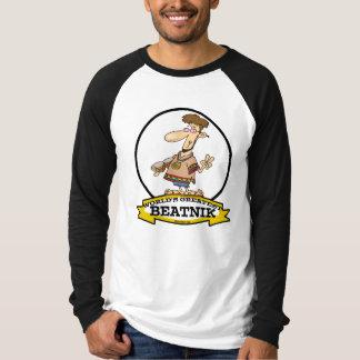 WELTBESTER BEATNIK-MANN-CARTOON T-Shirt