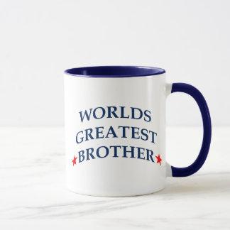 Weltbester Bruder Tasse