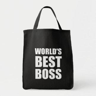 Weltbester Chef Einkaufstasche