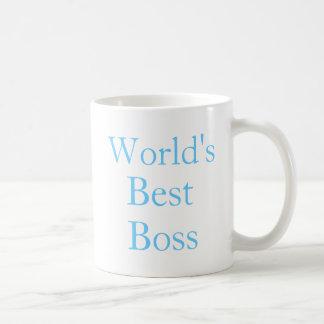 Weltbester Chef Tasse