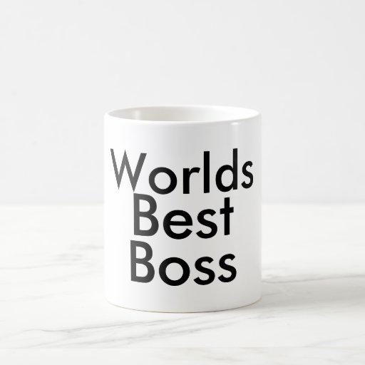 Weltbester Chef Kaffeehaferl