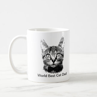 Weltbester Katzen-Vati Kaffeetasse