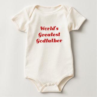 Weltbester Pate Baby Strampler