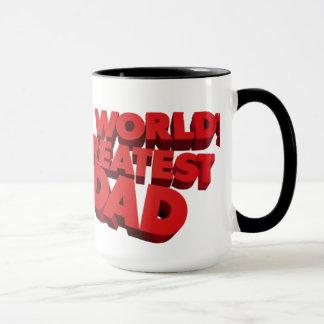 Weltbester Vati Tasse