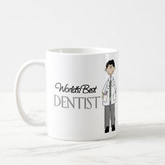 Weltbester Zahnarzt Kaffeetasse