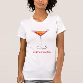 Weltcocktail-T-Shirt T-Shirt