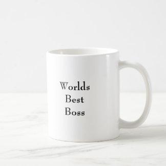 Welten BestBoss, WorldsBest Chef Tasse