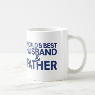 Welten bester Ehemann und Vater Kaffeetasse