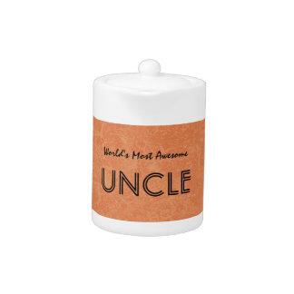 Welten der meiste fantastische Onkel Home Gift