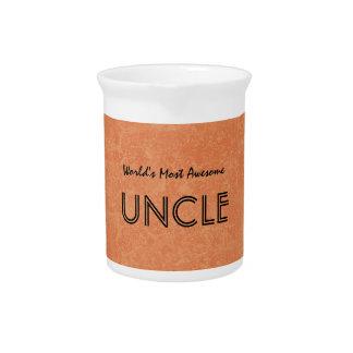 Welten der meiste fantastische Onkel Home Gift Krug