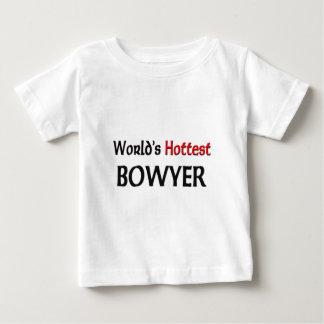 Welten heißestes Bowyer T-Shirts