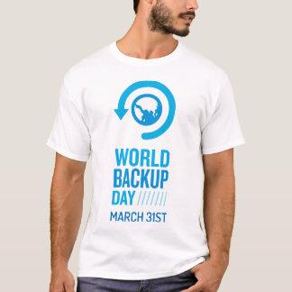 Weltersatztageswert-T-Shirt T-Shirt