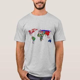 Weltflaggen T-Shirt