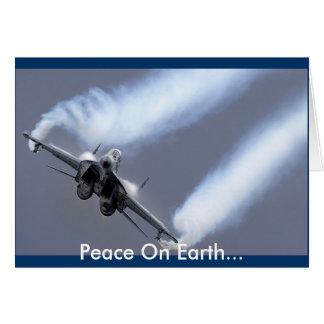 Weltfrieden… durch Luft-Überlegenheit Karte