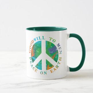 Weltfrieden Tasse