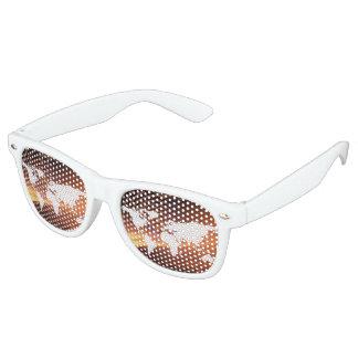 Weltglobalisierungs-erwachsene Party-Schatten Sonnenbrille