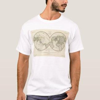 Weltisodynamische Linien T-Shirt