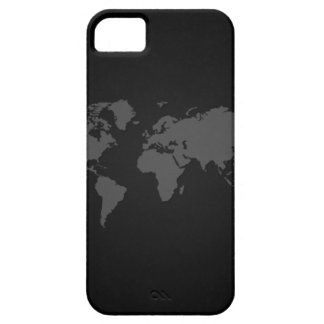 Weltkarte iPhone 5 Cover