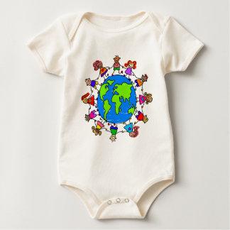Weltkinder Baby Strampler