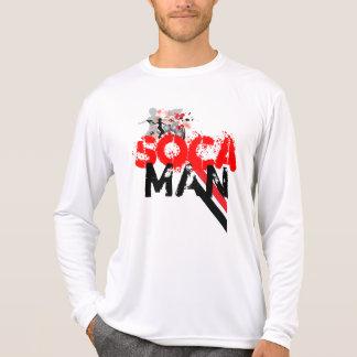 Weltklasse Soca Mann-Shirt T-Shirt