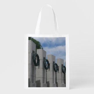 Weltkrieg-ErinnerungsKränze I Wiederverwendbare Einkaufstasche