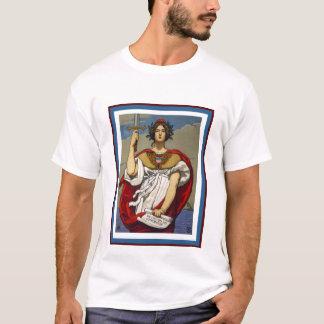 Weltkrieg-Marine-einziehenplakat T-Shirt