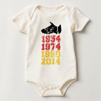 Weltmeister Baby Strampler