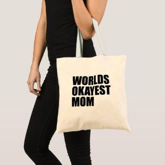 WeltOkayest Mamma-Taschen-Tasche Tragetasche