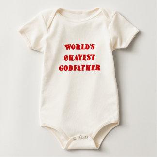 WeltOkayest Pate Baby Strampler