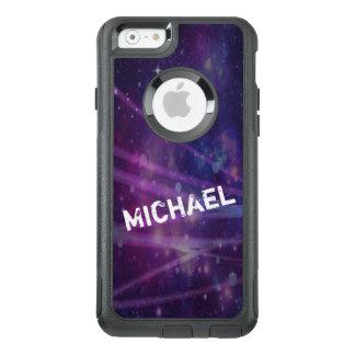 Weltraum personalisierter Otterbox Telefon-Kasten OtterBox iPhone 6/6s Hülle