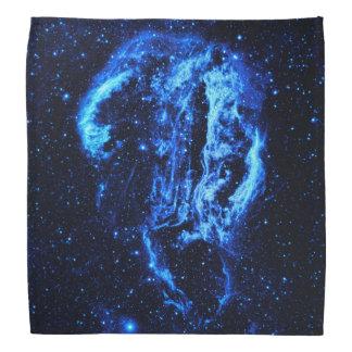 Weltraumbild des Cygnus-Schleifen-Nebelflecks Kopftücher