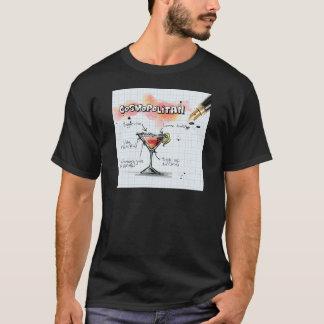 Weltrezept - Cocktail-Geschenk T-Shirt