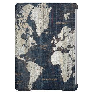 Welts-Karten-Blau