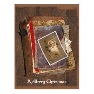 Welts-Sankt-Bücher, frohen Weihnachten Postkarten