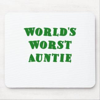 Weltschlechteste Tante Mauspads