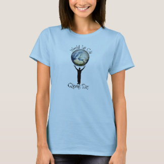 Welttai-Chi und Qigong Tag T-Shirt