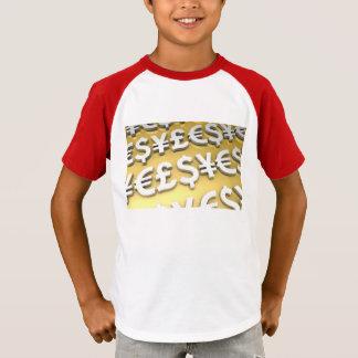 Weltwährungen T-Shirt