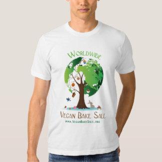 Weltweites veganes backen Verkaufs-Shirt durch Rea Tshirts
