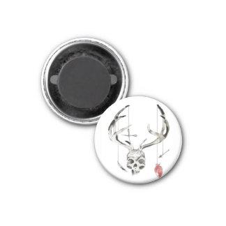 Wendigo Runder Magnet 3,2 Cm