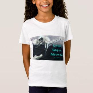 Wenig Bayou-Meerjungfrau-Shirt T-Shirt