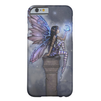 Wenig blauer Mond feenhafter iPhone kaum dort Barely There iPhone 6 Hülle